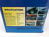 Автомобильный Компрессор 628-4*4 (DOUBLE BAR GAS PUMP) 12 V, 200 PSI, фото 7