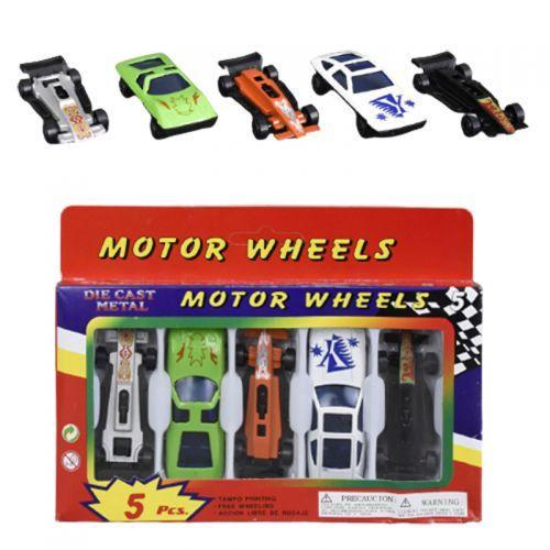 """Игрушечный набор """"City Racer"""", 5 штук 92753-5"""