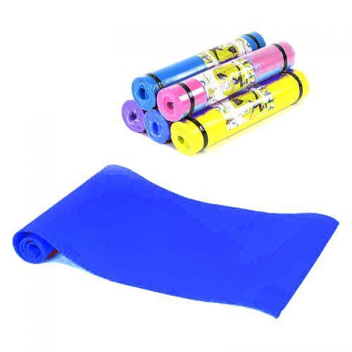 Коврик для йоги, 4 мм (синий) C36548