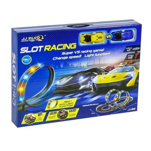 "Автотрек ""Slot Racing"" JJ82-2"