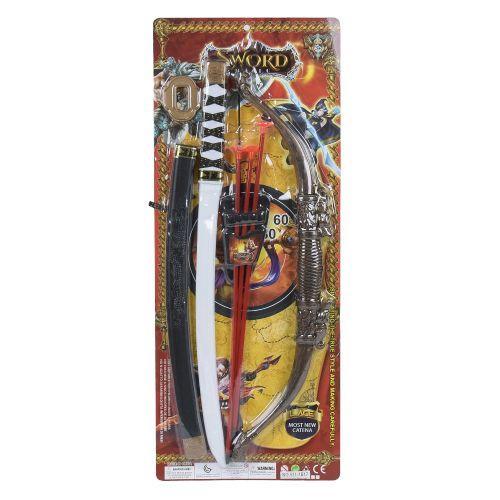 """Рыцарский набор """"Sword Magic"""" лук, катана 531-1B17"""