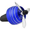 Ароматизатор CFK-03-B пропеллер автомобильный в решётку, фото 3