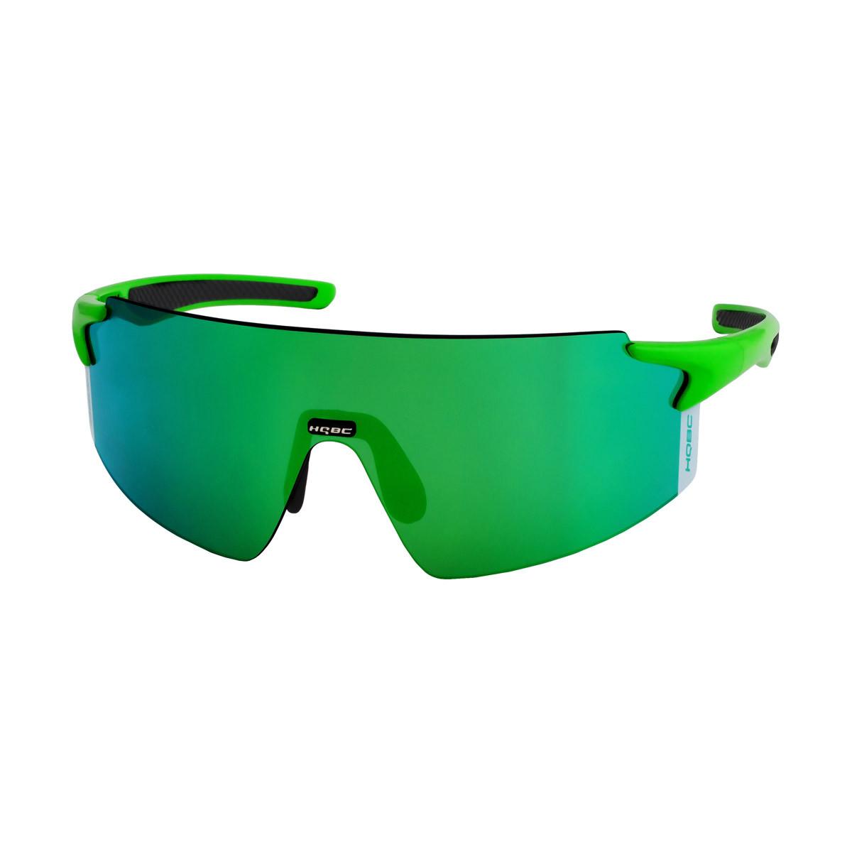 Окуляри HQBC QP-RIDE, неоновий зелений