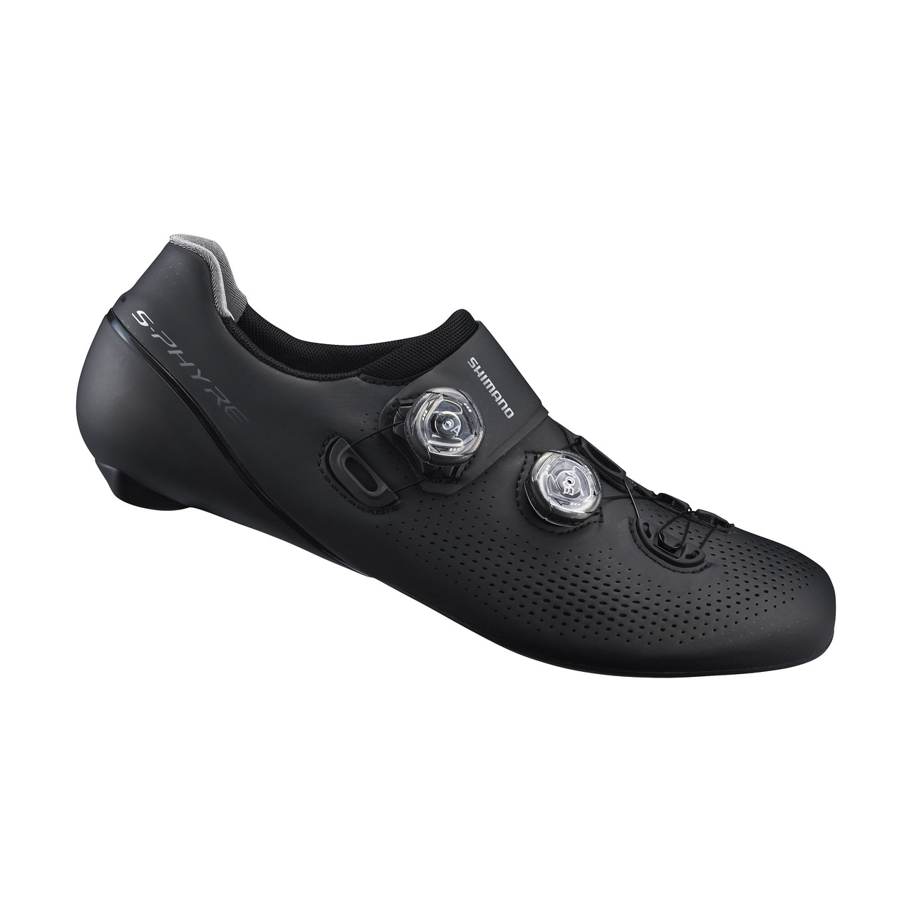 Веловзуття SHIMANO RC901ML чорне, розм. EU45