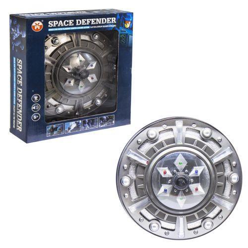 "Щит ""Space Defender"", свет + звук 800471_YH3107"