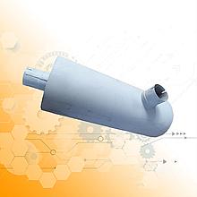 Глушник КрАЗ 6444-1201010
