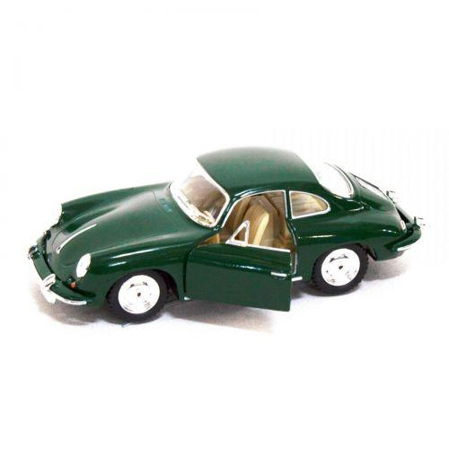 "Машинка KINSMART ""Porsche 356 B Carrera 2"" (зеленая) KT5398W"