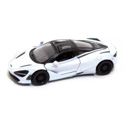 "Машинка KINSMART ""McLaren 720S"" (белая) KT5403W"