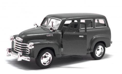 "Машинка KINSMART ""Chevrolet Suburban Carryall"" (черная) KT5006W"