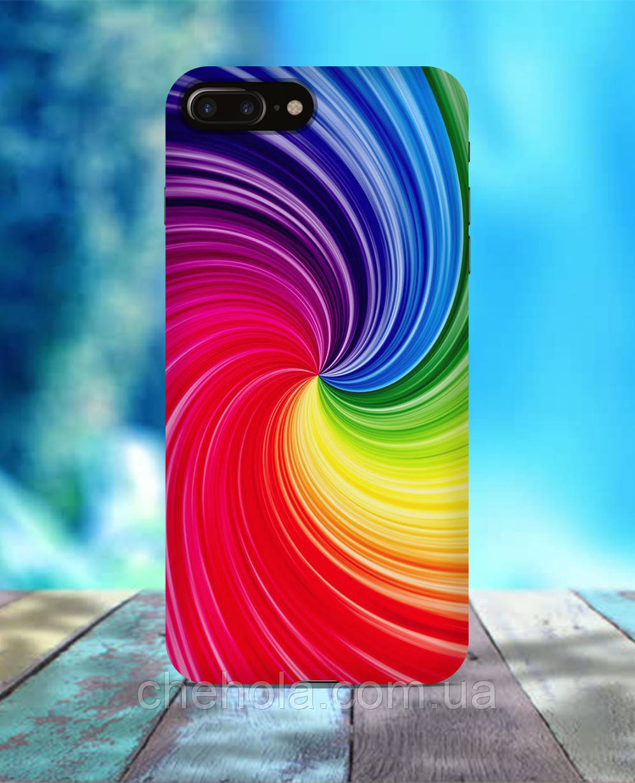 Чехол для iPhone 7 8 7 Plus 8 Plus Радуга