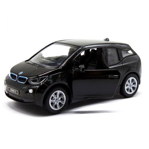 "Машинка KINSMART ""BMW I3"" (чёрная) KT5380W"