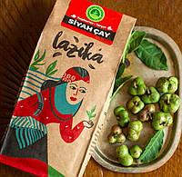Черный чай с шиповником и корицей Lazika 350 г, фото 1