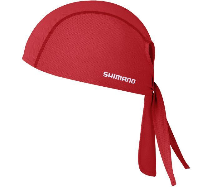 Бандана Shimano, червона