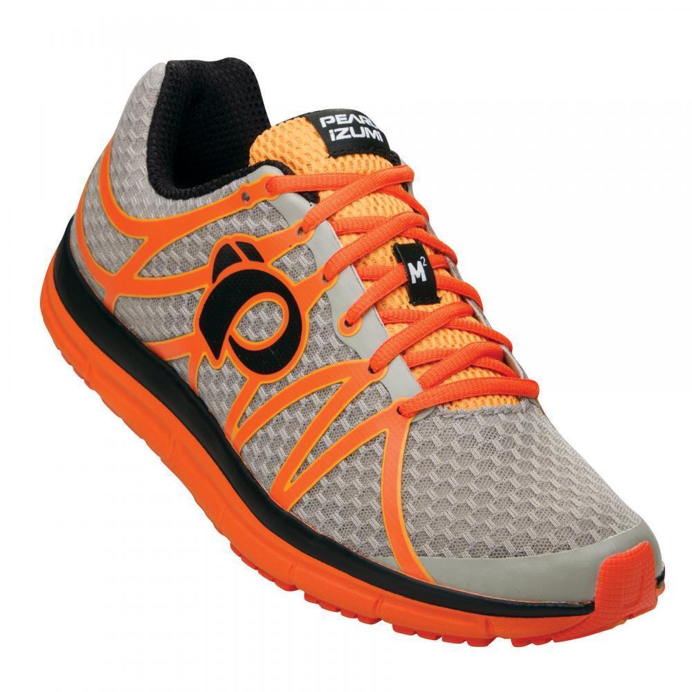 Бігове взуття EM ROAD M2, померанч/сір розм 10.5/28.5cm/EU45.0