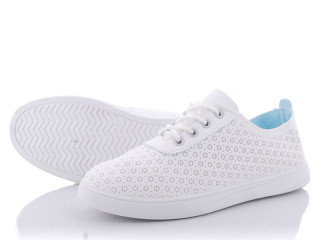 Кроссовки женские Canoa-859 white