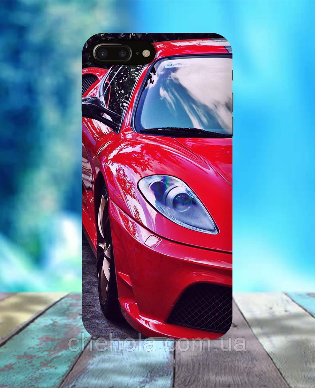 Чехол для iPhone 7 8 7 Plus 8 Plus Ферари Ferrari