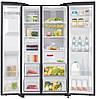 Холодильник с морозильной камерой Samsung RS65R54412C, фото 3