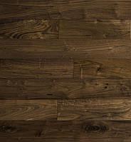 Паркетная доска из массива Американского ореха 18х140мм под маслом, фото 1
