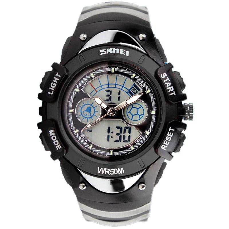 Skmei 0998 черный детские спортивные часы