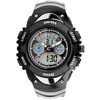 Skmei 0998 черный детские спортивные часы, фото 1