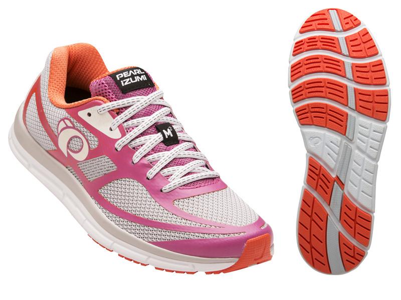 Бігове взуття жіноче W EM ROAD M2 v3, сір/рожев, розм. 23.5см/EU38.0
