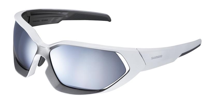 Окуляри SHIMANO S51-Х, білі глянцеві