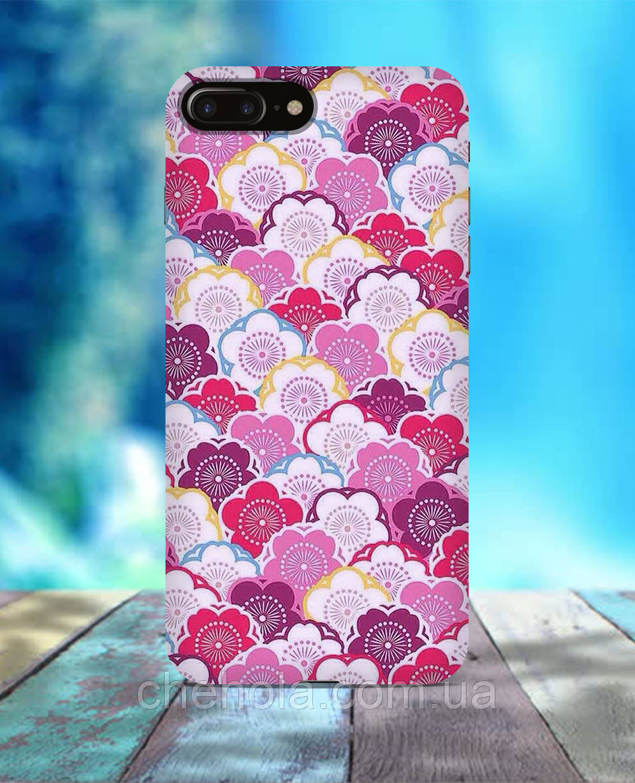 Чехол для iPhone 7 8 7 Plus 8 Plus Цветы весенний