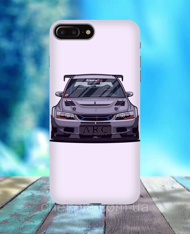 Чехол для iPhone 7 8 7 Plus 8 Plus Mitsubishi Lancer