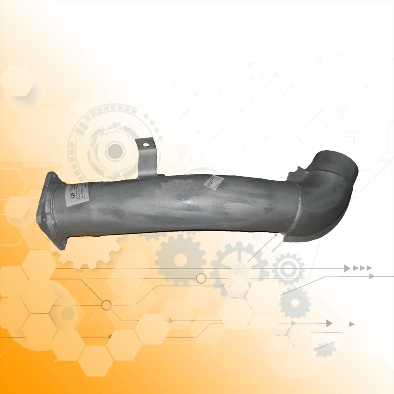 Труба выхлопная КрАЗ 65055-1203013-10