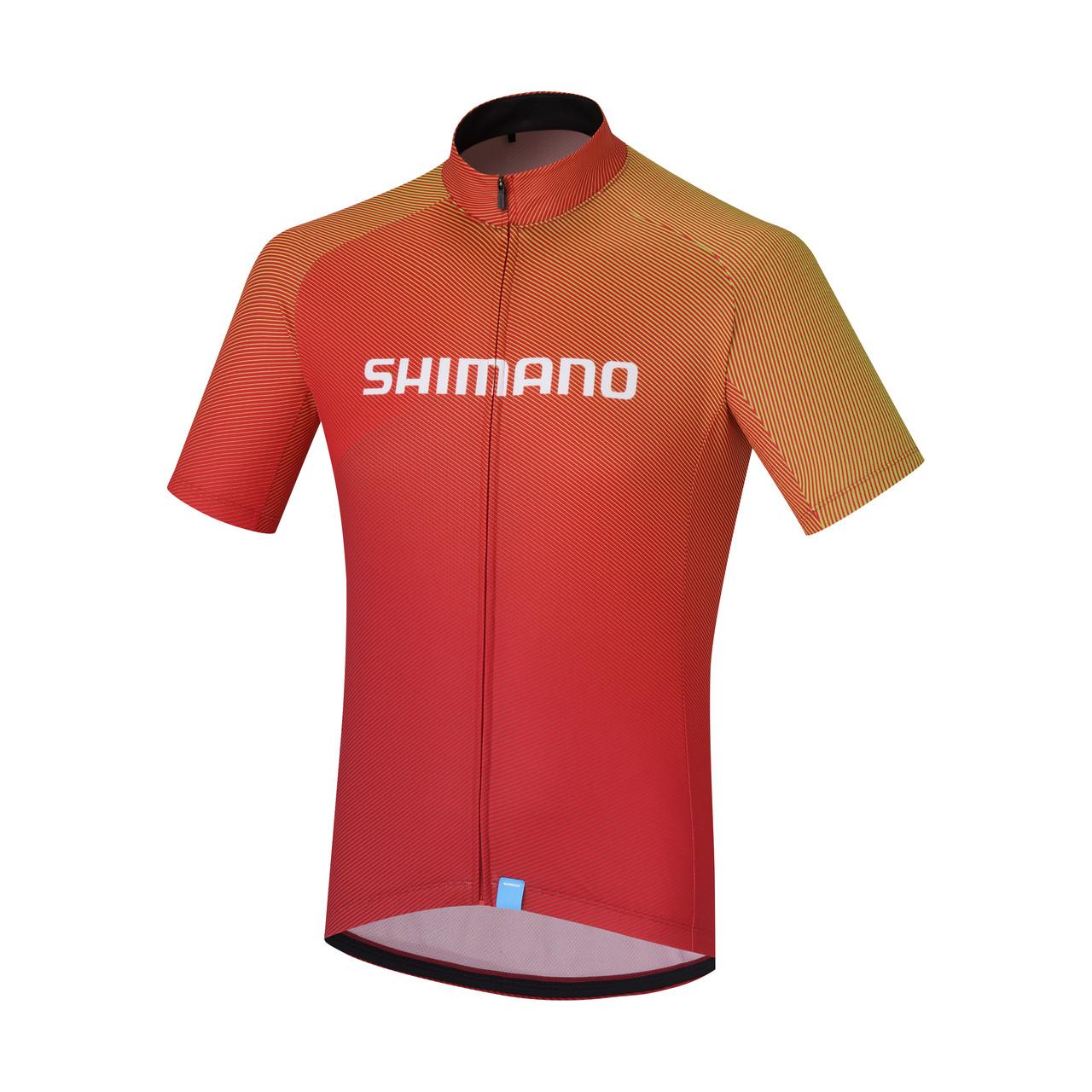 Велоджерсі Shimano TEAM2, червоне, розм. M