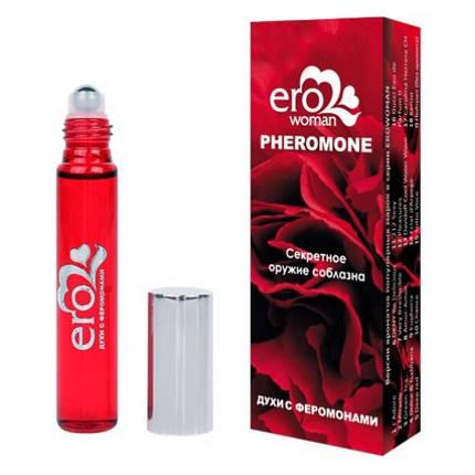 Духи с феромонами женские DEEP RED №5 10 ml возбуждающий парфюм, фото 2