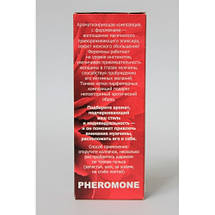Духи с феромонами женские DEEP RED №5 10 ml возбуждающий парфюм, фото 3