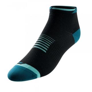 Шкарпетки жіночі Pearl Izumi ELITE низькі, чорн/зелен, розм. S