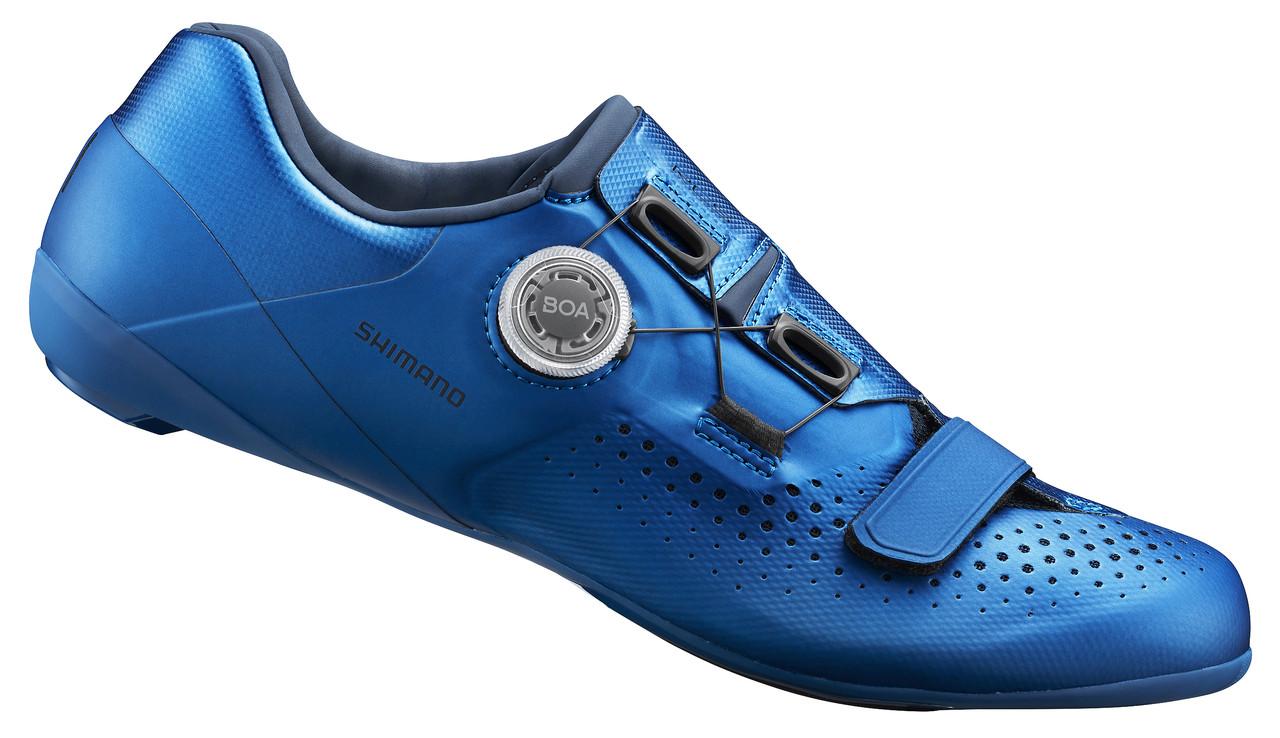 Веловзуття SHIMANO RC500MB синє, розм. EU45