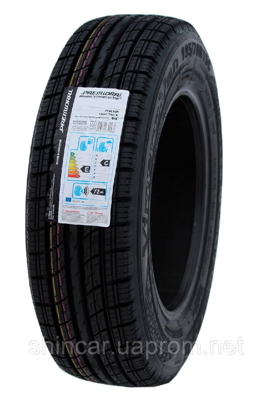 Шина 205/65 R 16C Premiorri Vimero-Van всесезон