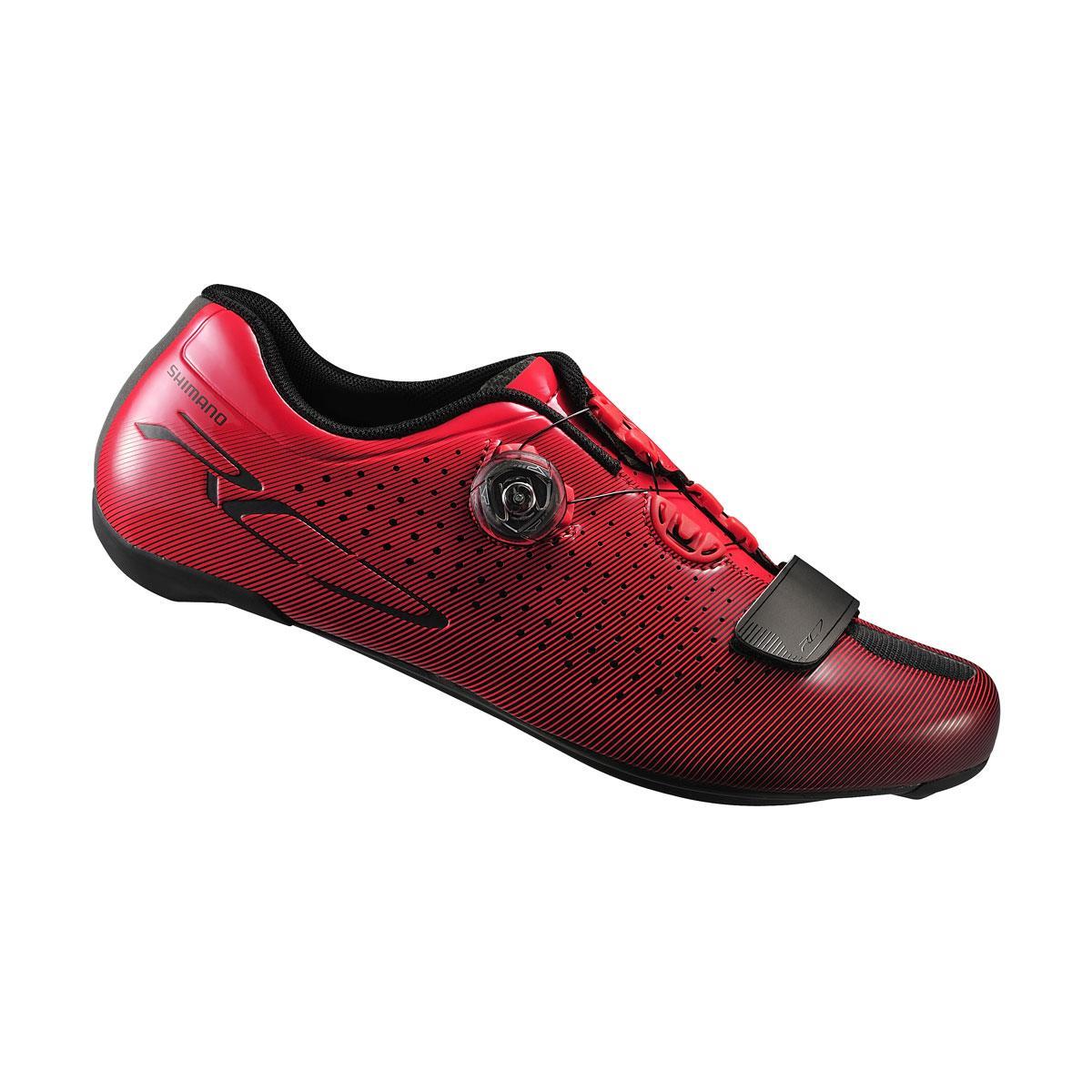 Веловзуття SHIMANO RC7R червон, розм. EU44