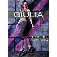 Леггинсы женские Giulia спортивные LEGGINGS SPORT ENERGY skl-042