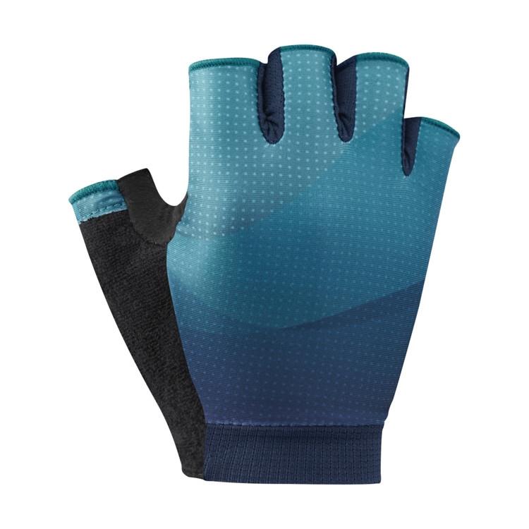 Перчатки жіночі Shimano SUMIRE сині, розм. L