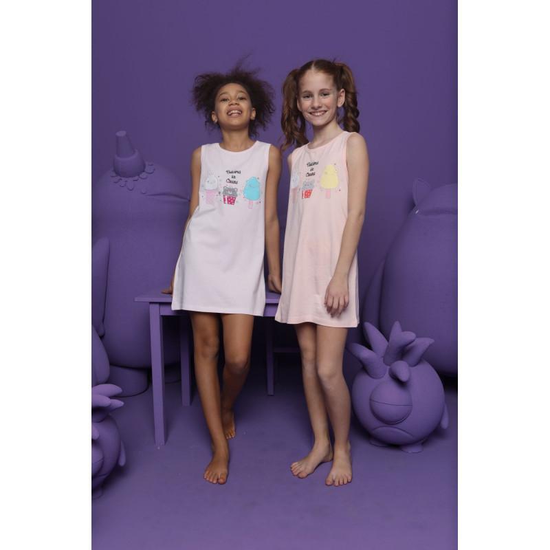 Платье девичье для дома Donella (Турция) 4/5-10064 | 1 шт.