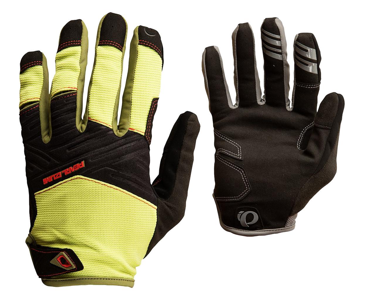 Перчатки Pearl Izumi SUMMIT, чорн/жовт, розм. XL