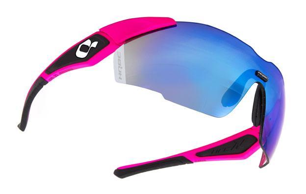 Окуляри HQBC QX1 рожевий/чорний