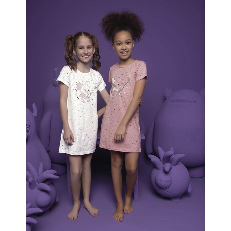 Платье для девочки Donella (Турция) 8/9-10068 | 1 шт.