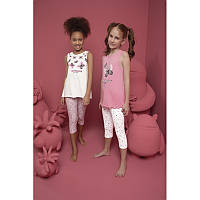 Комплект-пижамка для девочки: майка и лосины Donella Kids (Турция) 10/11-10065   1 шт., фото 1