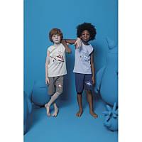 Комплект-пижама для мальчика: майка и шорты Doni (Турция) 2/3-11540 | 1 шт., фото 1