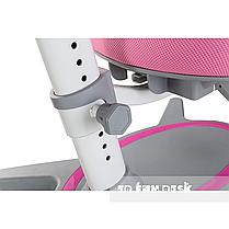 Комплект подростковая парта для школы FunDesk  Amare II Pink+ортопедическое кресло FunDesk Primavera II Pink, фото 2