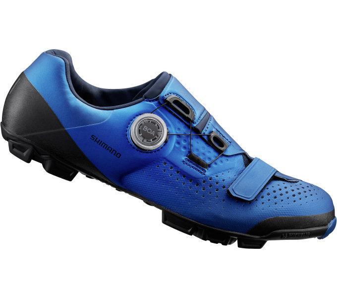 Веловзуття SHIMANO XC501MB синє, розм. EU43