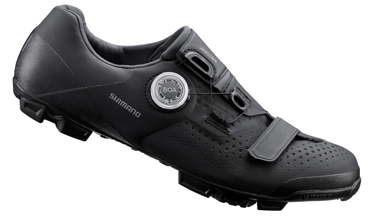 Веловзуття SHIMANO XC501ML чорне, розм. EU44