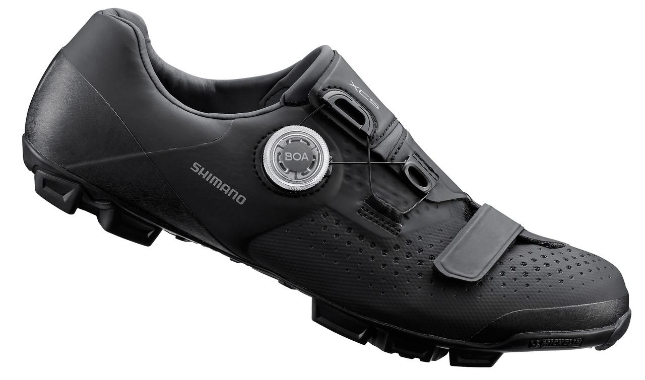 Веловзуття SHIMANO XC501ML чорне, розм. EU47