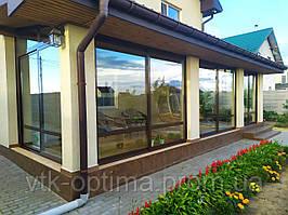 Алюмінієві розсувні двері вікна Алюминиевые раздвижные двери и окна , балконы,террасы