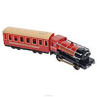 Модель Технопарк Паровоз с вагоном gCT10-038